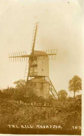 The Mill at Thompson